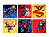 Superman Stickers 100 per roll