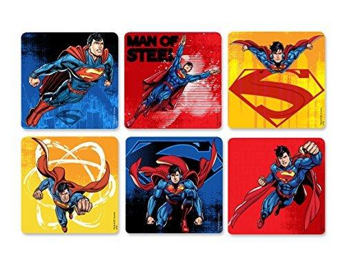Superman Stickers 100 per roll]()