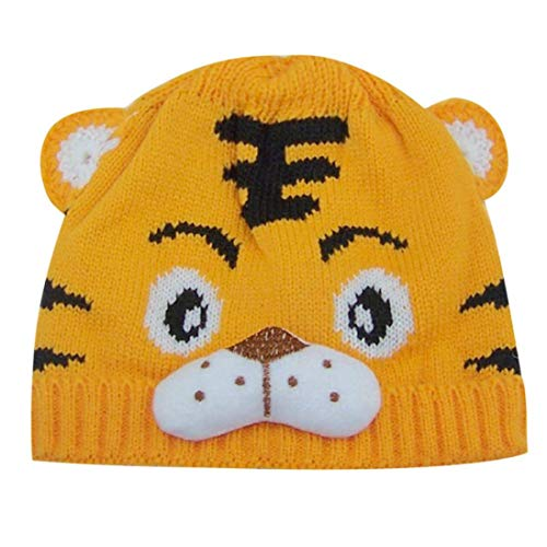 Tiger Beanie Baby Costumes - Baby Boy Girls Winter Warm Hat,