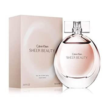 comprar Calvin Klein Sheer, Agua de perfume para mujeres - 100 ml.