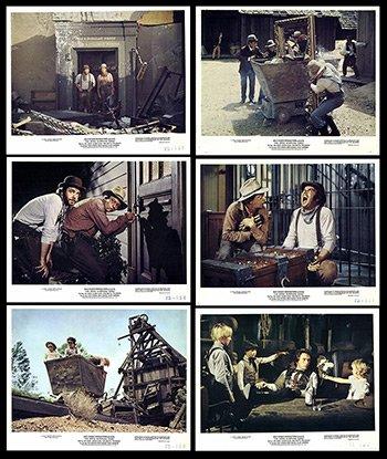 Apple Dumpling Gang - Authentic Original Movie Poster