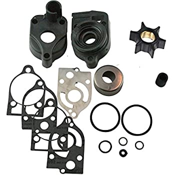 Amazon com: MERCURY Genuine Water Pump Repair Kit - 43026K06