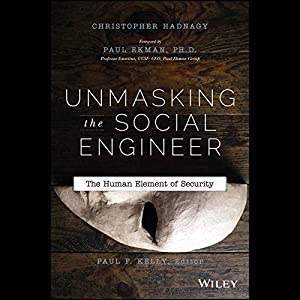 Unmasking the Social Engineer Audiobook