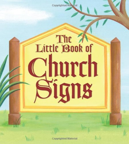 Download The Little Book of Church Signs ebook
