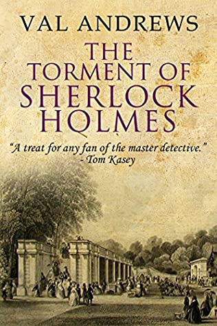 book cover of The Torment of Sherlock Holmes