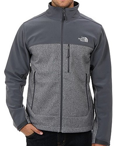 Apex Bionic Jacket, High Rise Heather/Vanadis Grey, 2XL ()