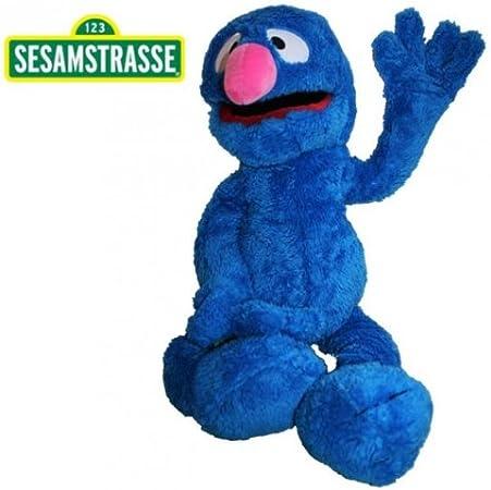 Living Puppets- Grobi Títeres de 65 cm, Color Azul, 0 (SE102)