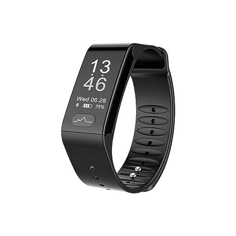 HUIJIN1 Rastreador de Fitness, Monitor de Ritmo cardíaco ...