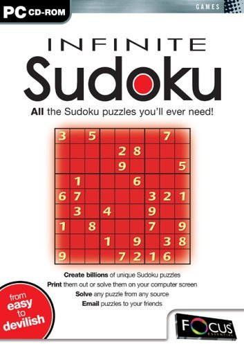 Infinite Sudoku (PC) by FOCUS (Infinite Sudoku)