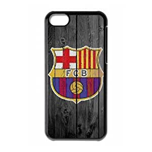 iPhone 5C Phone Case Black Barcelona DTW8068150