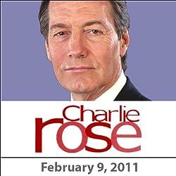 Charlie Rose: Al Hunt, David Sanger, Peter Bergen, and Annette Bening, February 9, 2011