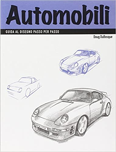 Amazon It Disegno Automobili Libri