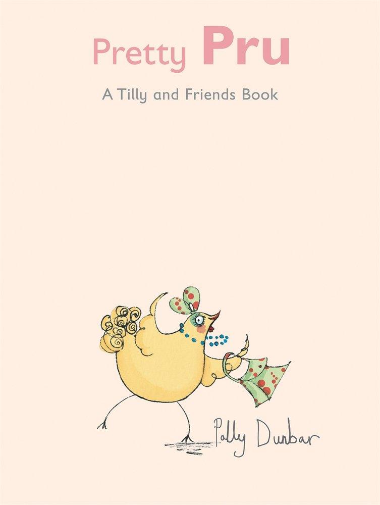 Pretty Pru Tilly Friends Book