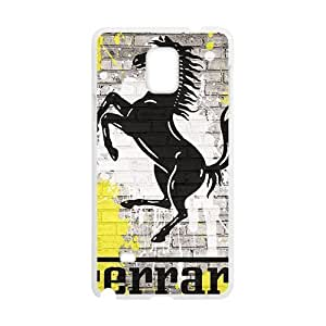 Happy Ferrari sign fashion cell phone case for Samsung Galaxy Note4