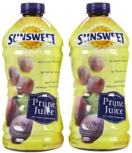 (Sunsweet Prune Juice - 64 oz - 2 pk)