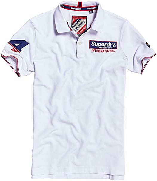 Superdry Superstate Champion Polo Homme