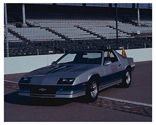 1982 camaro pace car - 2