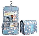Cosmetic Makeup Bag Case, Hanging Toiletry Bag,Travel Organizer Travel Kit For Women Men