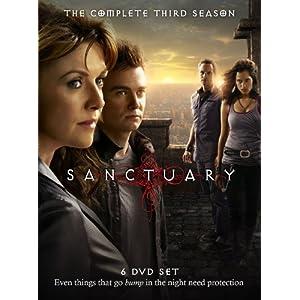 Sanctuary: Season 3 (2011)