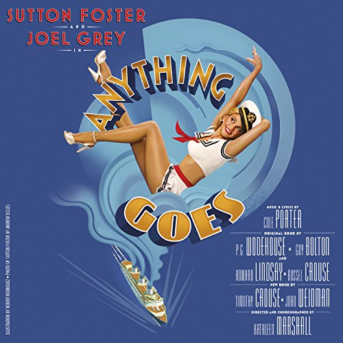 Anything Goes (2011 Broadway C...