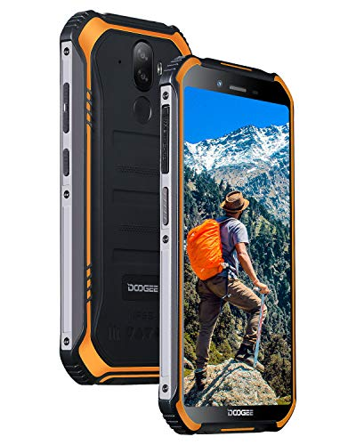 Rugged Outdoor Smartphone Unlocked, DOOGEE S40 Lite Android 9.0, Dual SIM Free 2G/3G Tough Mobile Phone 2+16GB, 5.5 Inch…