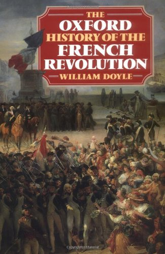 Download By William Doyle - The Oxford History of the French Revolution (1989-07-28) [Hardcover] pdf epub