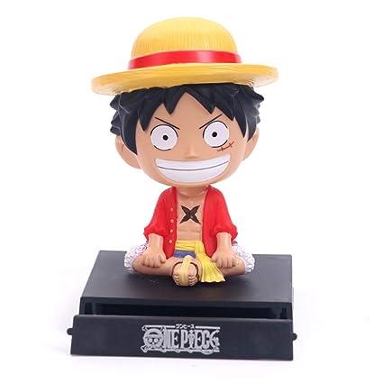 Amazoncom Cyran Dragon Ball Z One Piece Figure Luffy Phone Bracket