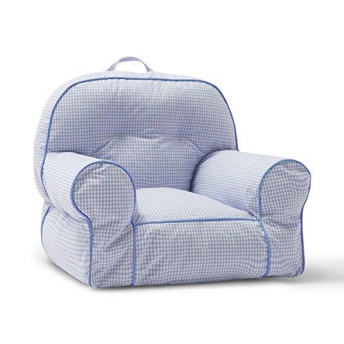 Big Joe Junior Chair, Blue (Junior Child Bean Bag)