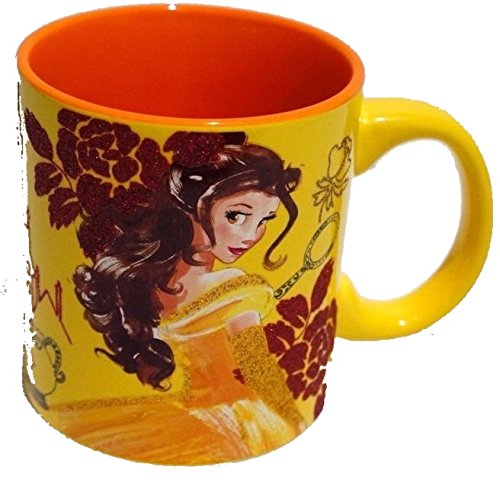 Belle of Beauty and The Beast Mug Disney 20 oz
