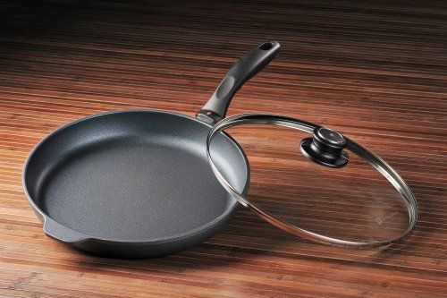 Swiss Diamond Nonstick Fry Pan with Lid - 11'' by Swiss Diamond (Image #3)