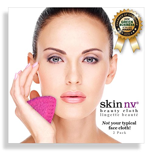 skin-nv-facial-beauty-cloth-2-pack-in-pink-reusable-exfoliating-fluff-free-super-soft-face-cloths-aw