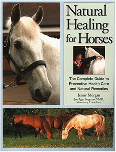 Natural Healing for Horses: The Complete Guide to Preventative Health Care and Natural Remedies by Jenny Morgan (2002-04-15)