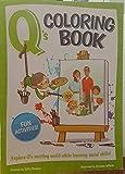 Q's Coloring Book