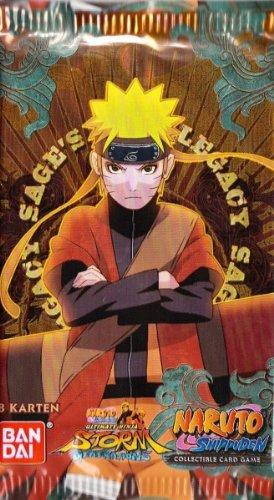 Naruto Shippuden Karten.93326 Amigo Spiele Naruto Shippuden Booster