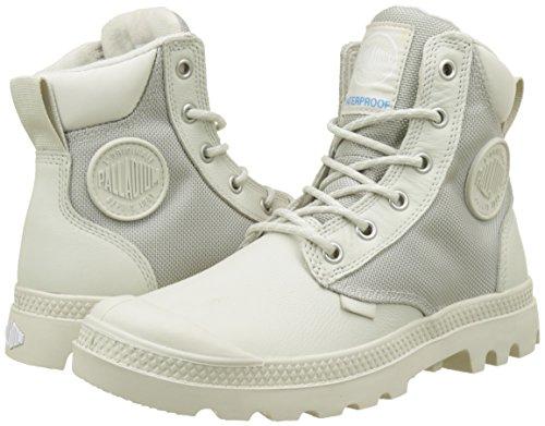 A Unisex Sneaker U Adulto Spor silver Cuf Birch Wpn Argento Collo – Alto Palladium 1qpX8p