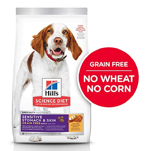 Grain Free Dry Dog Food by Hill's Science Diet,...