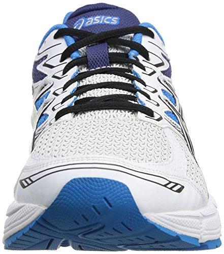 Asics Gel Phoenix 6 - Zapatillas de running para hombre, color Wht/Onyx/Mediev