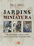 capa de Jardins em Miniatura