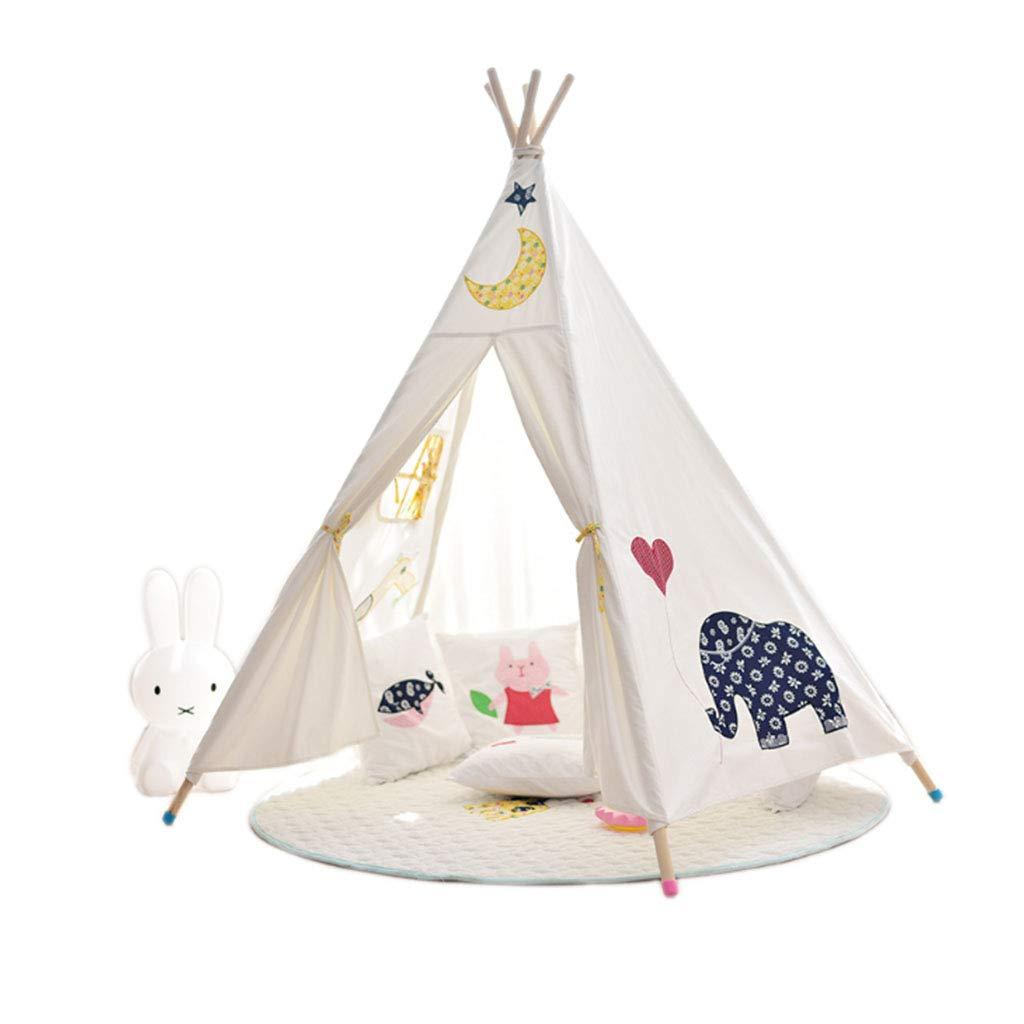 Bloomy home- Tenda per Bambini Play House Indoor Girl Princess Room Ins Nordic Baby Camera per Bambini Angolo Lettura Decorazione Tende Giocattolo