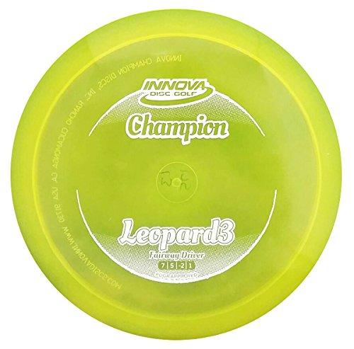 超可爱 Innova grams Champion B017S4LY50 leopard3 (アソートカラー) Innova 165-170 grams B017S4LY50, 神戸市:c8b5a6f7 --- arianechie.dominiotemporario.com