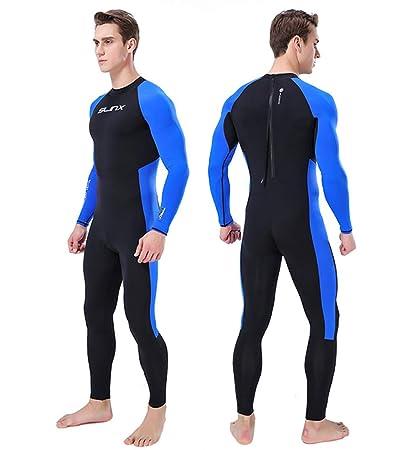 dd8ee1b582 DiNeop Dive Skins Long Sleeve Full Body Lycra Wetsuit Scuba Rash Guard for  Women Men