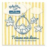 Baby Stars - rock2sleep: Baby Stars - rock2sleep BSCD003 Audio CD, Rock / Pop-Hits als Spieluhr- und Einschlafmelodien (Babyartikel)