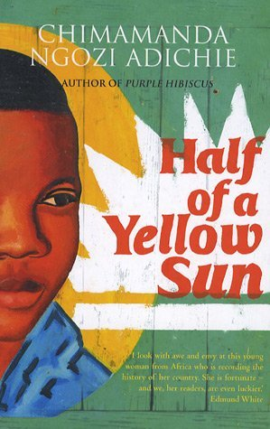 Half of a Yellow Sun (Signed)