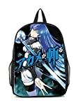 Dreamcosplay Akame ga KILL! Esdeath Backpack Student Bag Cosplay