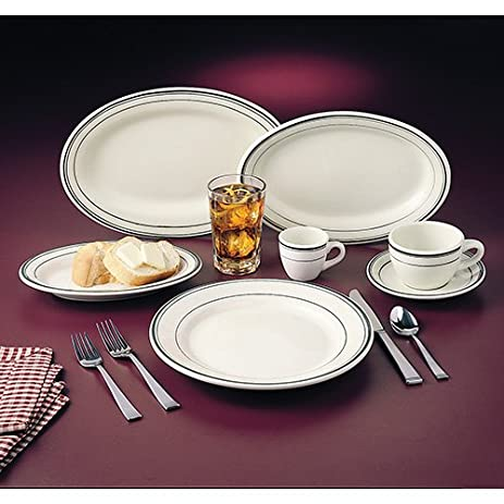World Tableware Inc VICEROY PLATE 9 3/4u0026quot;ROUN D(24) ( & Amazon.com | World Tableware Inc VICEROY PLATE 9 3/4