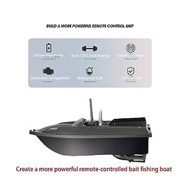 Herramientas De Pesca, Barco De Cebo De Control Remoto ...