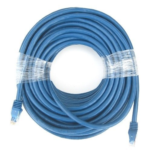 RiteAV Cat6 25ft 7.62m Cat6 Azul - Cable de red (7,62 m, Cat6, RJ-45, RJ-45, Azul): Amazon.es: Informática