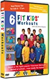 6 Fit Kids' Fitness Workouts for Children [Import]