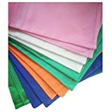 Plastic Zip Document Filing Folder Bag Storage Pouch with , Waterproof PVC A4 Size Paper File Bag, 12Pcs by Farmunion