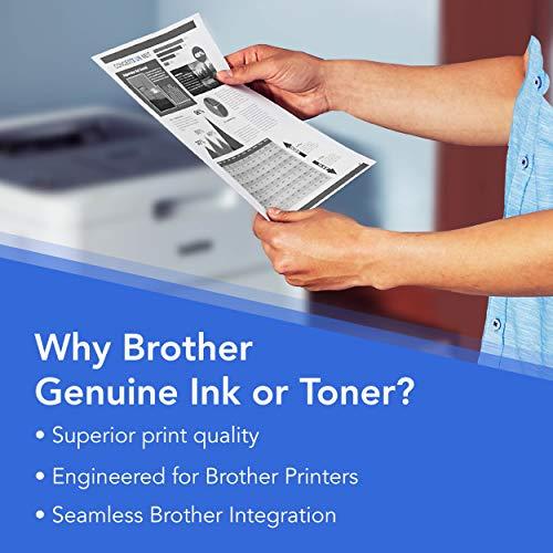 Brother Standard Yield Toner Cartridge, Black Page Up To Amazon Replenishment Cartridge, TN221
